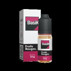 BASIK FRUITS ROUGES  - 20mg...