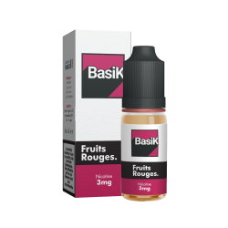 BASIK FRUITS ROUGES  - 20mg...