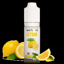 Citron Nic Salt Fruuits By Mi